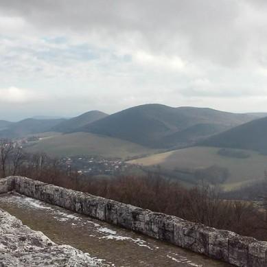 Bradlo – Mohyla M. R. Štefánika