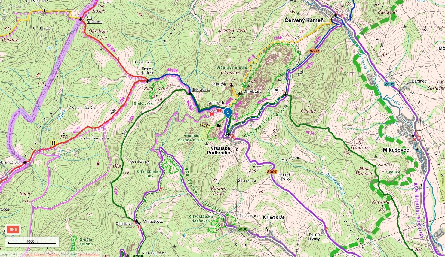 16-Vrsatsky-hrad-mapa