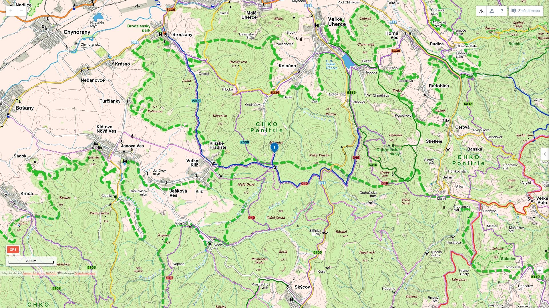 20_Michalov_vrch_mapa